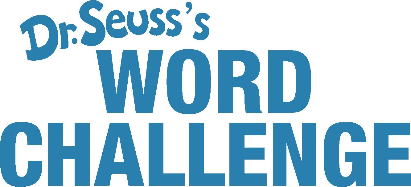 Dr Seuss Challenge